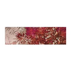 Floral Print Collage  Satin Scarf (oblong) by dflcprintsclothing
