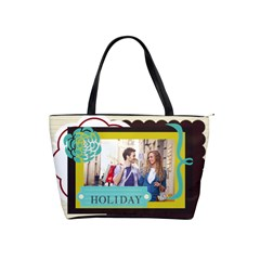 Summer By Summer Time    Classic Shoulder Handbag   Gblilo14i6kw   Www Artscow Com Front