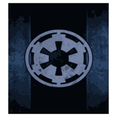 X Wing Imperial Large By Dean   Drawstring Pouch (large)   Mv5u0twvwi35   Www Artscow Com Front