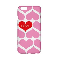 One Love Apple Iphone 6 Hardshell Case by Kathrinlegg