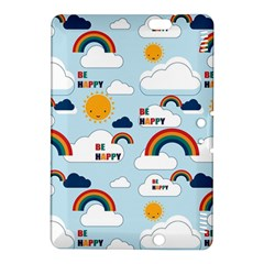 Be Happy Repeat Kindle Fire Hdx 8 9  Hardshell Case