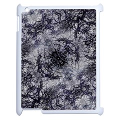Nature Collage Print  Apple Ipad 2 Case (white) by dflcprints
