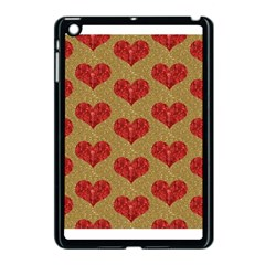 Sparkle Heart  Apple Ipad Mini Case (black) by Kathrinlegg