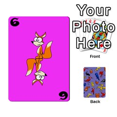 Queen Bl Missing Cards By Thomas    Playing Cards 54 Designs   I78b6tfunzo7   Www Artscow Com Front - HeartQ