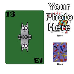 King Bl Missing Cards By Thomas    Playing Cards 54 Designs   I78b6tfunzo7   Www Artscow Com Front - HeartK