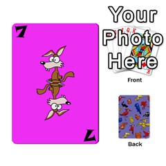 Bl Missing Cards By Thomas    Playing Cards 54 Designs   I78b6tfunzo7   Www Artscow Com Front - Diamond8