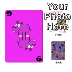 Bl Missing Cards By Thomas    Playing Cards 54 Designs   I78b6tfunzo7   Www Artscow Com Front - Diamond10