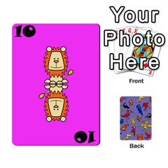 Jack Bl Missing Cards By Thomas    Playing Cards 54 Designs   I78b6tfunzo7   Www Artscow Com Front - DiamondJ