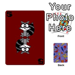 Bl Missing Cards By Thomas    Playing Cards 54 Designs   I78b6tfunzo7   Www Artscow Com Front - Spade6