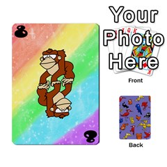 Bl Missing Cards By Thomas    Playing Cards 54 Designs   I78b6tfunzo7   Www Artscow Com Front - Club9
