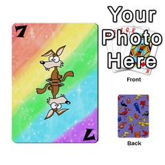 Bl Missing Cards By Thomas    Playing Cards 54 Designs   I78b6tfunzo7   Www Artscow Com Front - Club10