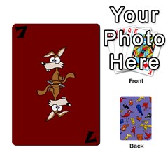 Bl Missing Cards By Thomas    Playing Cards 54 Designs   I78b6tfunzo7   Www Artscow Com Front - Spade8