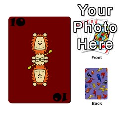 Jack Bl Missing Cards By Thomas    Playing Cards 54 Designs   I78b6tfunzo7   Www Artscow Com Front - SpadeJ