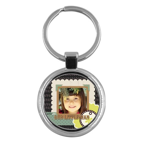 Kids By Kids   Key Chain (round)   Ps994e83yr12   Www Artscow Com Front