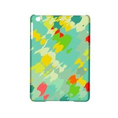 Smudged Shapes Apple Ipad Mini 2 Hardshell Case by LalyLauraFLM