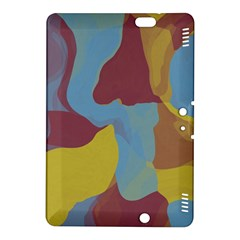 Watercolors Kindle Fire Hdx 8 9  Hardshell Case