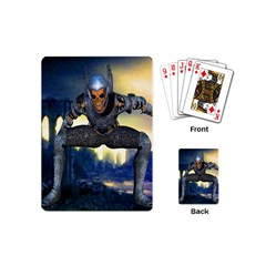 Wasteland Playing Cards (mini) by icarusismartdesigns
