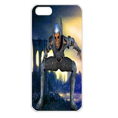 Wasteland Apple Iphone 5 Seamless Case (white) by icarusismartdesigns