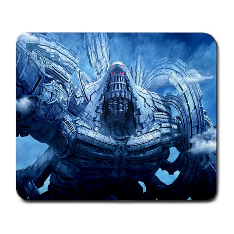 Something By Retscar   Large Mousepad   O86l4iqhe05x   Www Artscow Com Front