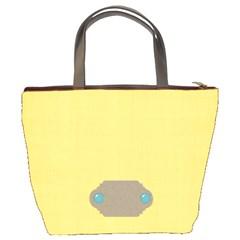 Summer Bucket Bag By Lisa Minor   Bucket Bag   Pi1s4z7c0g8b   Www Artscow Com Back