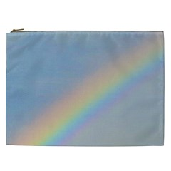 Rainbow Cosmetic Bag (xxl) by yoursparklingshop