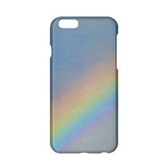 Rainbow Apple Iphone 6 Hardshell Case by yoursparklingshop