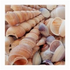 Seashells 3000 4000 Glasses Cloth (medium) by yoursparklingshop