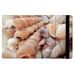 Sea Shells Apple Ipad 2 Flip Case by yoursparklingshop