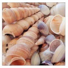 Sea Shells Large Satin Scarf (square) by yoursparklingshop