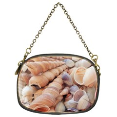 Sea Shells Chain Purse (one Side) by yoursparklingshop