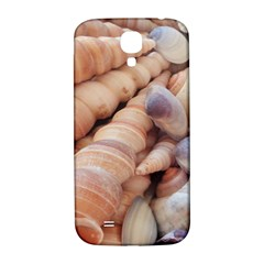 Sea Shells Samsung Galaxy S4 I9500/i9505  Hardshell Back Case by yoursparklingshop
