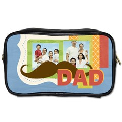Dad By Dad   Toiletries Bag (two Sides)   M4et1cpx23e6   Www Artscow Com Front