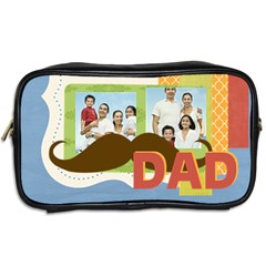 Dad By Dad   Toiletries Bag (two Sides)   M4et1cpx23e6   Www Artscow Com Back