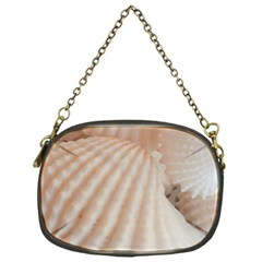 Sunny White Seashells Chain Purse (one Side) by yoursparklingshop