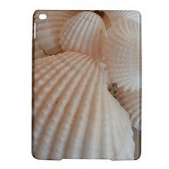 Sunny White Seashells Apple Ipad Air 2 Hardshell Case by yoursparklingshop