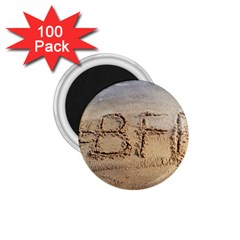 #bff 1 75  Button Magnet (100 Pack) by yoursparklingshop