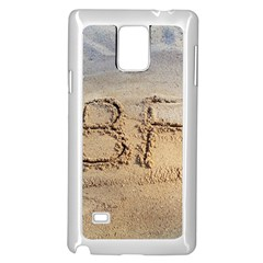 #bff Samsung Galaxy Note 4 Case (white) by yoursparklingshop