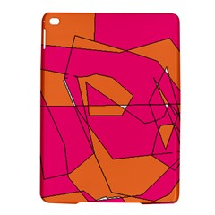 Red Orange 5000 Apple Ipad Air 2 Hardshell Case by yoursparklingshop