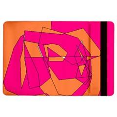 Red Orange 5000 Apple Ipad Air 2 Flip Case