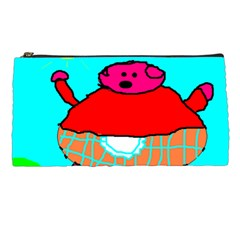 Sweet Pig Knoremans, Art By Kids Pencil Case by yoursparklingshop