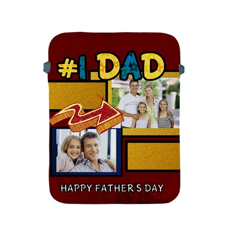 Dad By Dad   Apple Ipad 2/3/4 Protective Soft Case   0sqf49sr929r   Www Artscow Com Front