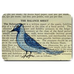Bird Large Door Mat by boho