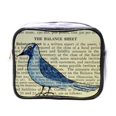 Bird Mini Travel Toiletry Bag (one Side) by boho