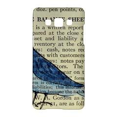 Bird Samsung Galaxy A5 Hardshell Case  by boho