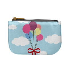 Balloons Coin Change Purse by Kathrinlegg