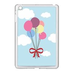 Balloons Apple Ipad Mini Case (white) by Kathrinlegg