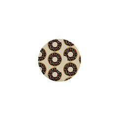 Donuts 1  Mini Button Magnet by Kathrinlegg