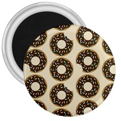 Donuts 3  Button Magnet by Kathrinlegg
