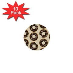 Donuts 1  Mini Button (10 pack) by Kathrinlegg