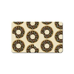 Donuts Magnet (name Card) by Kathrinlegg